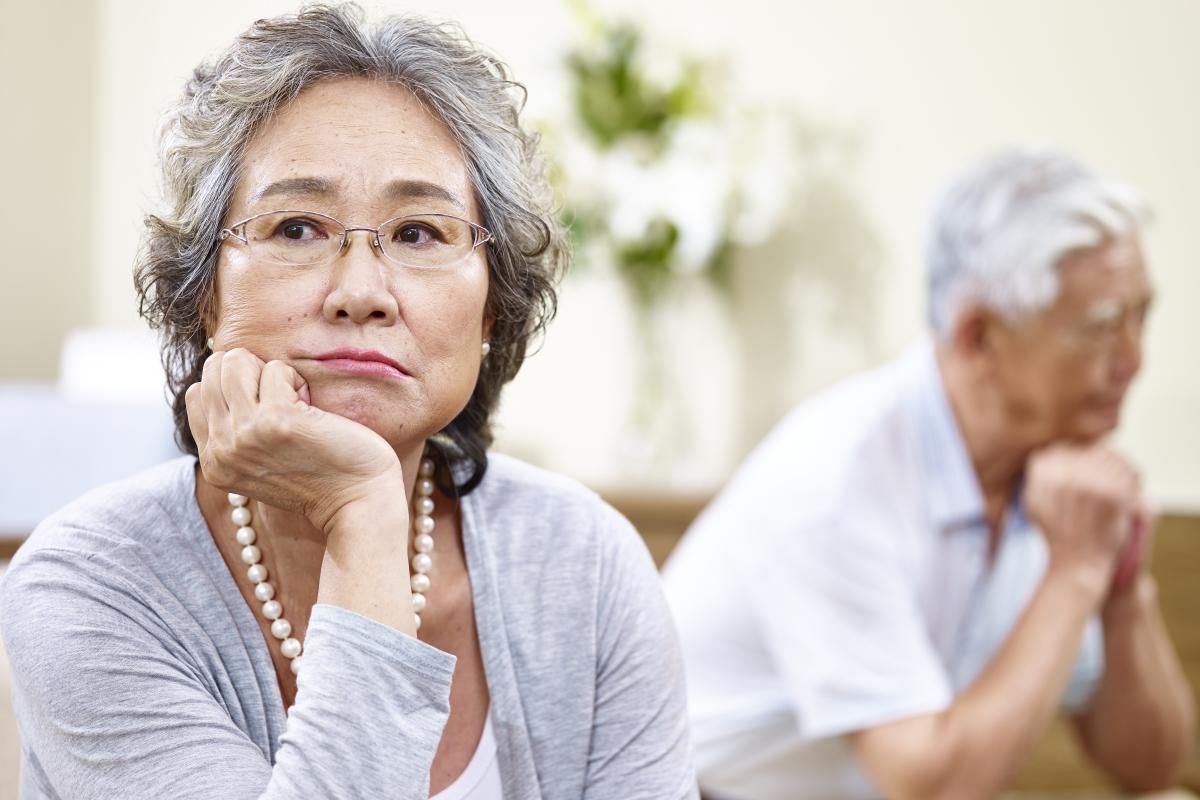 老年抑鬱症 成因